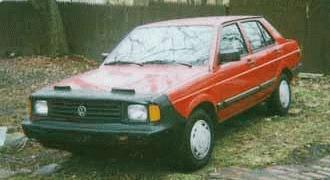 THE VOLKSWAGEN FOX